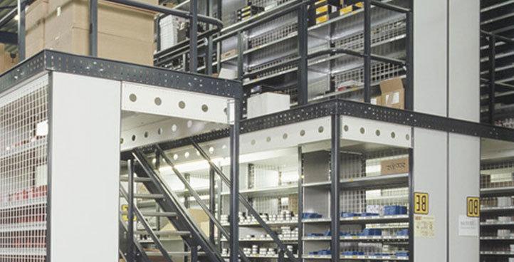 Mezzanine-Floor-Installations