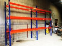PSS pallet racking Yorkshire