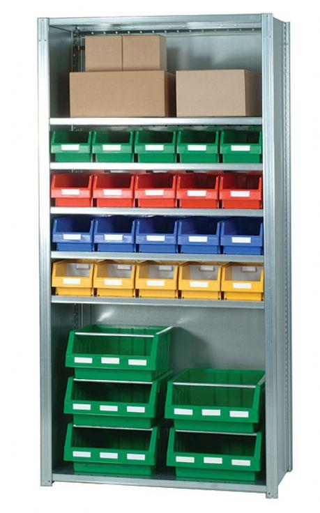 Storage Bins And Boxes 2h Storage Solutions Ltd
