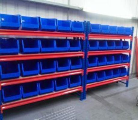 Longspan warehouse shelving Newton Aycliffe