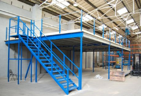 Production mezzanine floors for How to build a mezzanine floor in your home