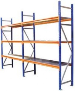 Quickspan shelving