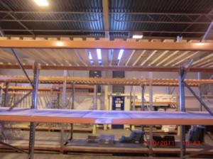 Used Dexion P90 - Shelving System