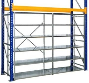 metal rack shelves