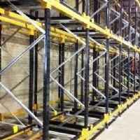 Link 51 diagonal and horizontal frame bracing