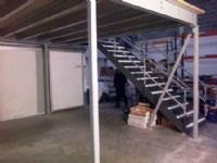 mezzanine floor installation in Yorkshire