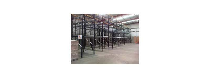 Drive in Pallet Racking Installation
