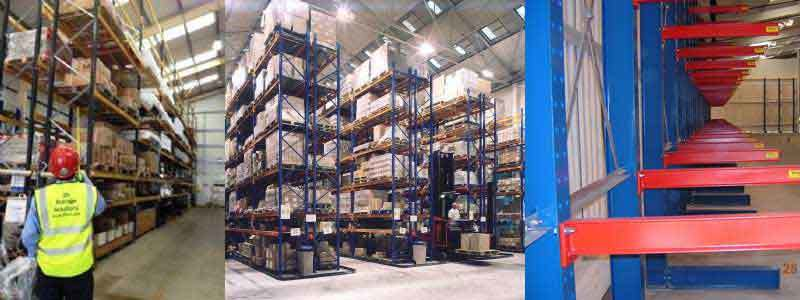 pallet racking installation Newcastle