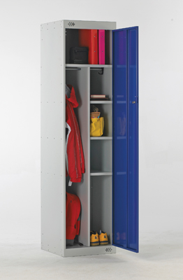 Uniform locker
