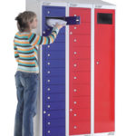 15 Door Garment Dispenser