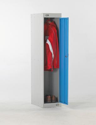 3/4 Height 2 Door Locker 1382x300x450 - Nest of 1