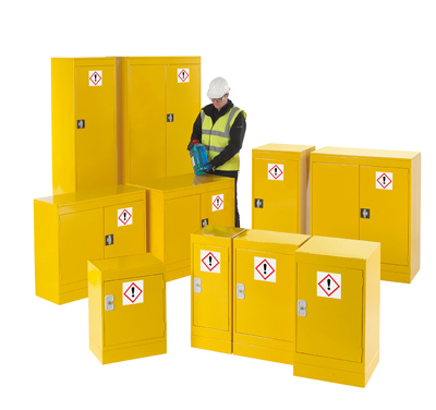 Hazardous Substance Bins