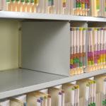 Stormor Document Storage Shelf Divider