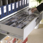 Stormor Pull Out Reference Shelf - To suit bay size 1000 wide x 370 Deep