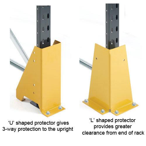 upright protectors