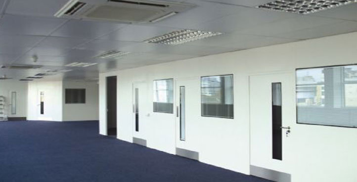 Office Partitions