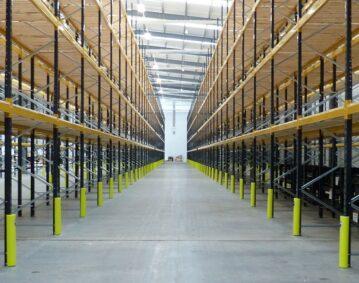 APR Racking - Hitachi Warehouse