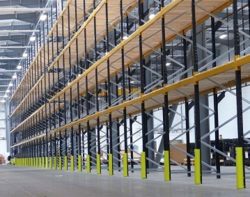 Pallet Racking Standard APR Installation Hitachi