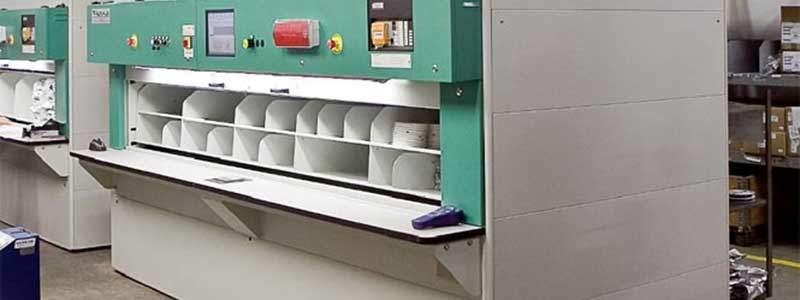 Horizontal Carousel Storage Systems