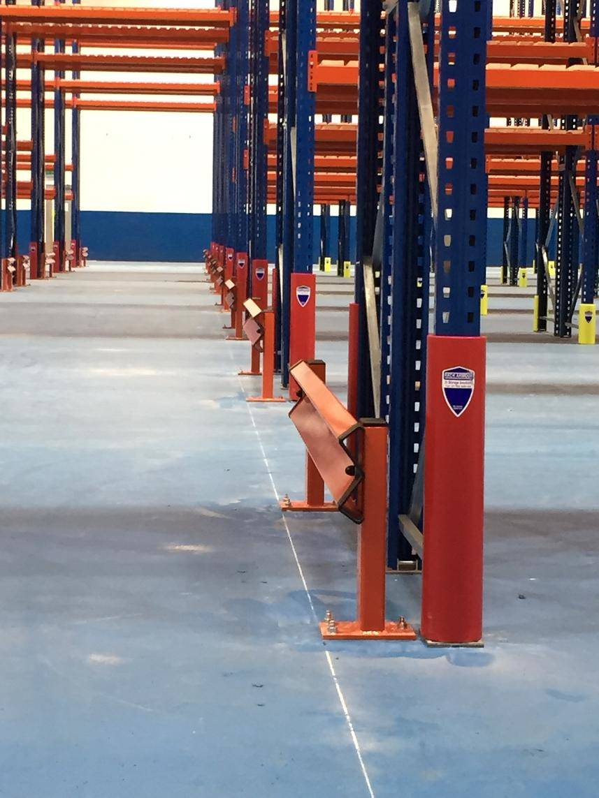 Pallet Racking Post Protectors1