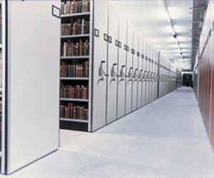 Powered Mobile Shelving Systems