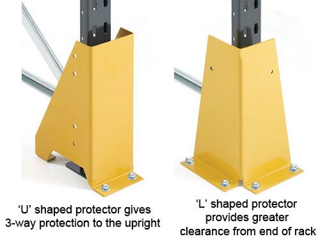 Racking Upright Protectors