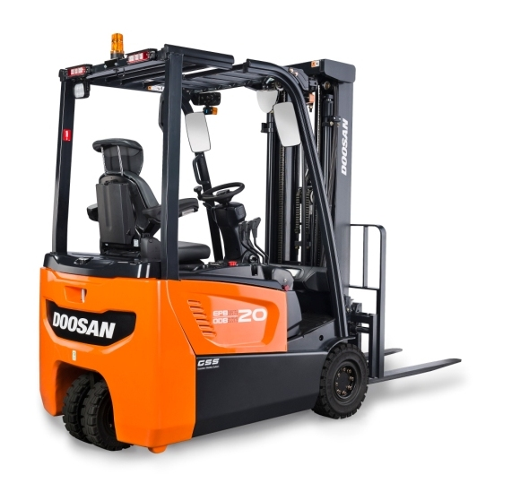 Doosan Electric Counterbalance Forklift