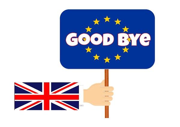 Goodbye EU Brexit