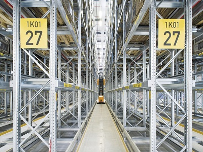 Narrow Aisle Racking
