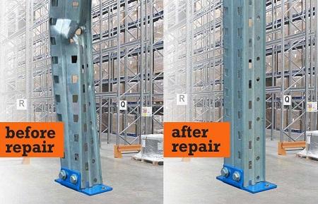 Pallet Racking Repairs