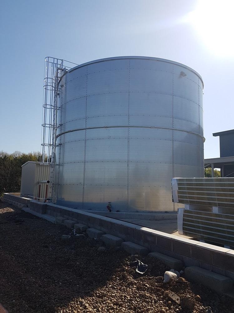 Sprinkler Water System