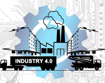 Industry 4.0 Warehouse Automation
