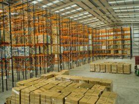 Full Warehouse Fitout